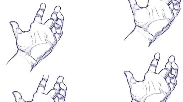 Guia De Como Desenhar Maos Dicas E Passo A Passo Eu Geek