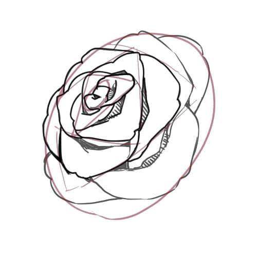 Como Desenhar Uma Rosa Em 3 Etapas Eu Geek